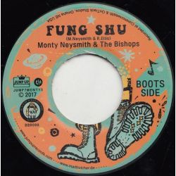 "Monty Neysmith / The Bishops -  Fung Shu / Skin Flint - 7"" - Jump Up Records"