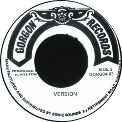 "Eek-A-Mouse - Peeni-Walli - 7"" - Gorgon Records"