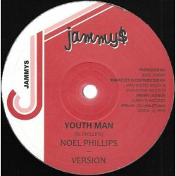 "Junior Reid / Noel Phillips - Higgler Move / Youth Man - 12"" - Jammys Records"