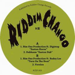 "Bim One Production - Tokyo x Bristol EP - 12"" - Riddim Chango"