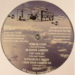 """B.B. Seaton / Skycru - Bless Me Father - 10"""" - Room In The Sky"""