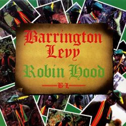Barrington Levy - Robin Hood - LP - Greensleeves Records