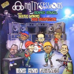 Dub Natty Sessions / Dennis Bovell / Matic Horns /  - DNS And Friends - LP - Dub Natty Sessions
