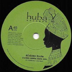 "Joydan / Sista Awa - African Roots - 7"" - Huba Records"