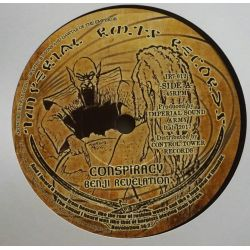 "Benji Revelation - Conspiracy - 7"" - Imperial Roots"