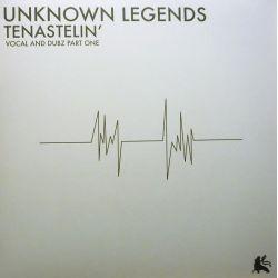 Tenastelin - Unknown Legends Vocal And Dubz Part One - LP - Dub Corner Production