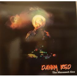 Danny Red - The Manasseh Files - LP - Ababajahnoi