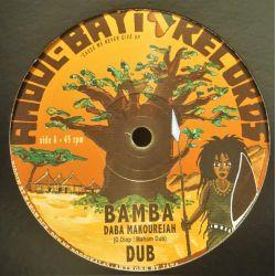 "Daba Makourejah / Ganja Tree / Mahom - Bamba / Rootsman Corner - 12"" - Amoul Bayi Records"