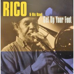 Rico & His Band - Get Up Your Foot - LP - Grover Records