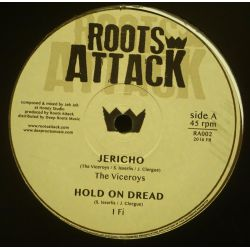 """The Viceroys / Sista Jahan - Jericho / My Everything - 12"""" - Roots Attack"""