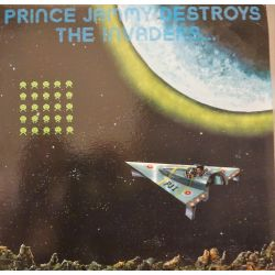 Prince Jammy - Prince Jammy Destroys The Invaders... - LP - Greensleeves Records