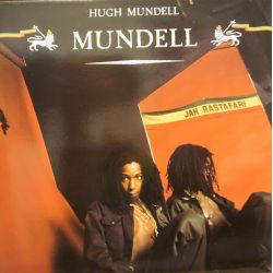 Hugh Mundell - Mundell - LP - Greensleeves Records