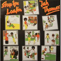 Jah Thomas - Stop Yu Loafin - LP - Greensleeves Records