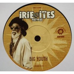 "Big Youth - 2011 - 7"" - Irie Ites Records"