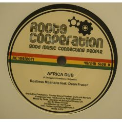 "I Kong - Africa - 7"" - Roots Cooperation"