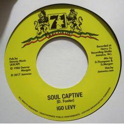 "Igo Levi - Soul Captive  - 7"" - Jamwax"