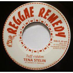 "Tenastelin - Tuff Riddim - 7"" - REGGAE REMEDY"