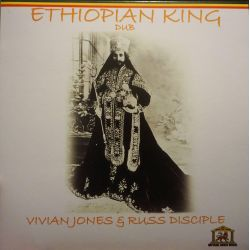 Vivian Jones / Russ D - Ethiopian King Dub - LP - Imperial House Music