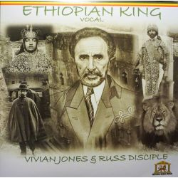 Vivian Jones / Russ D - Ethiopian King Vocal - LP - Imperial House Music