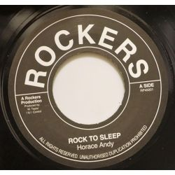 "Horace Andy - Rock To Sleep - 7"" - Rockers"