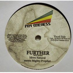 "Idren Natural / Mighty Prophet - Further - 7"" - InI Oneness"