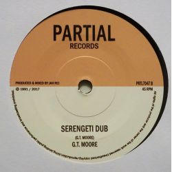 "G.T. Moore - Serengeti - 7"" - Partial Records"