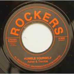 "Asher & Trimble - Humble Yourself - 7"" - Rockers"