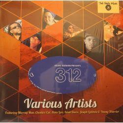 Various - Young Warrior Presents 312 - LP - Jah Shaka Music