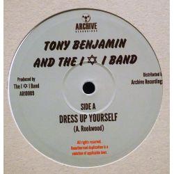 """Tony Benjamin / I&I  - Dress Up Yourself - 10"""" - Archive Recordings"""