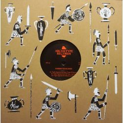 "Dubbing Sun / Digid - Fight Against Evil - 10"" - ArchetypeRecords"