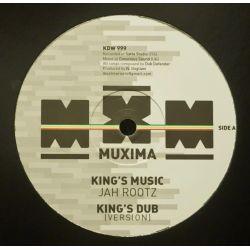 """Jah Rootz / Dub Defender - Kings Music - 12"""" - Muxima"""