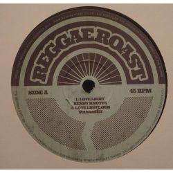 "Kenny Knots - Love Light - 12"" - Reggae Roast"