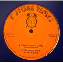 "Sugar Minott - Looking For A Home - 12"" - Future Times"