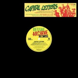 Capital Letters - Smoking My Ganja - 12""