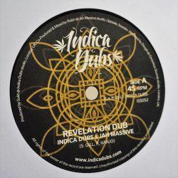 "Indica Dubs / Jah Massive - Revelation Dub  - 7"" - Indica Dubs"