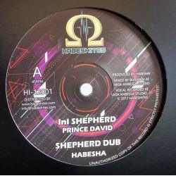 """Prince David / Arkaingelle / Habesha  - Ini Shepherd/In Awe - 12"""" - Habeshites"""