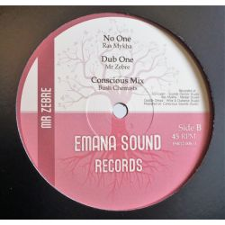 "Sis I-Leen / Ras Mykha - Liberation/No One - 12"" - Emana Sound Records"