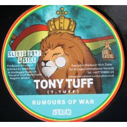 Tony Tuff - Rumours of War...