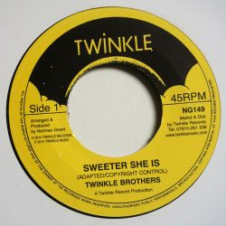 Twinkle Brothers - Sweeter...