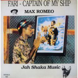 Max Romeo - Fari - Captain...