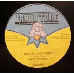 Mikey General - Chariots &...