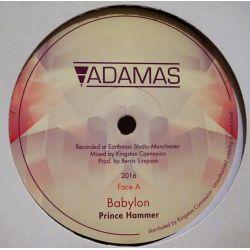 Prince Hammer - Babylon -...
