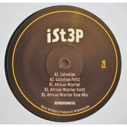 iSt3p - Salvation / African...