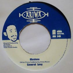 Joe Ariwa / General Levy -...