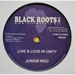 Trevor Junior / Junior Reid...