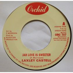Lacksley Castell - Jah Love...