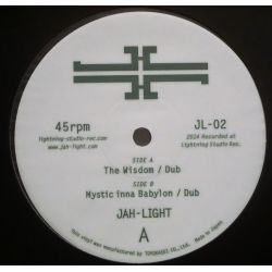 Jah Light - The Wisdom /...