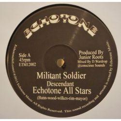 Junior Roots - Militant...