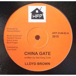 Lloyd Brown - China Gate -...