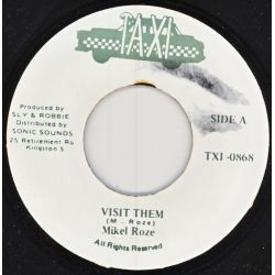 Michael Rose - Visit Them - 7""